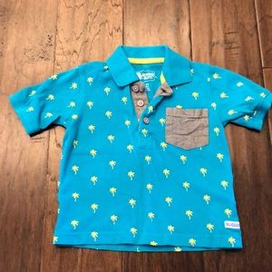 Rugged Butts Palm Tree Polo